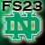 Fighting Sioux 23